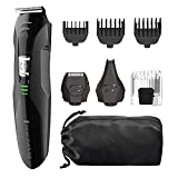 Remington PG6025 All-in-1 Lithium Powered Grooming Kit,...