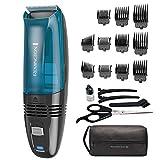 Remington Hc6550 Cordless Vacuum Haircut Kit, Vacuum Beard...