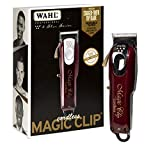 Wahl Professional 5-Star Cord/Cordless Magic Clip #8148 -...