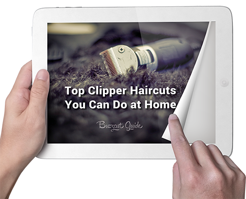 How to cut your own hair with clippers the ultimate guide get our free ebook solutioingenieria Choice Image