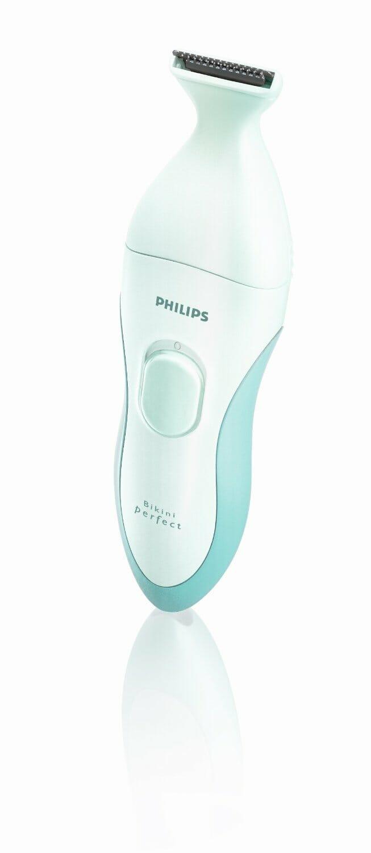 white pubic hair trimmer
