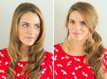 Side Ponytail, DIY Hairstyles
