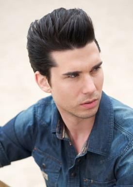 Pompadour Style, DIY Hairstyles
