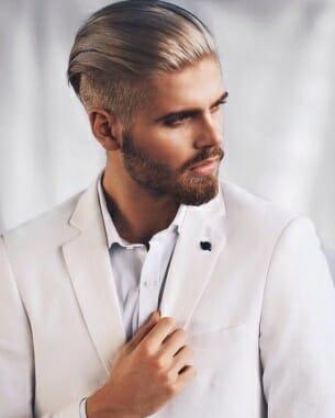 Sleek and Shaved, Stylish Hairstyles Short Hair