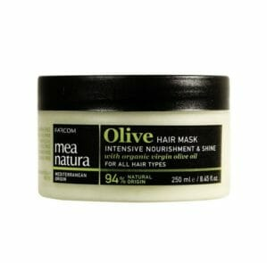 Mea Natura Olive Hair Mask