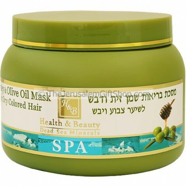 best olive oil hair masks