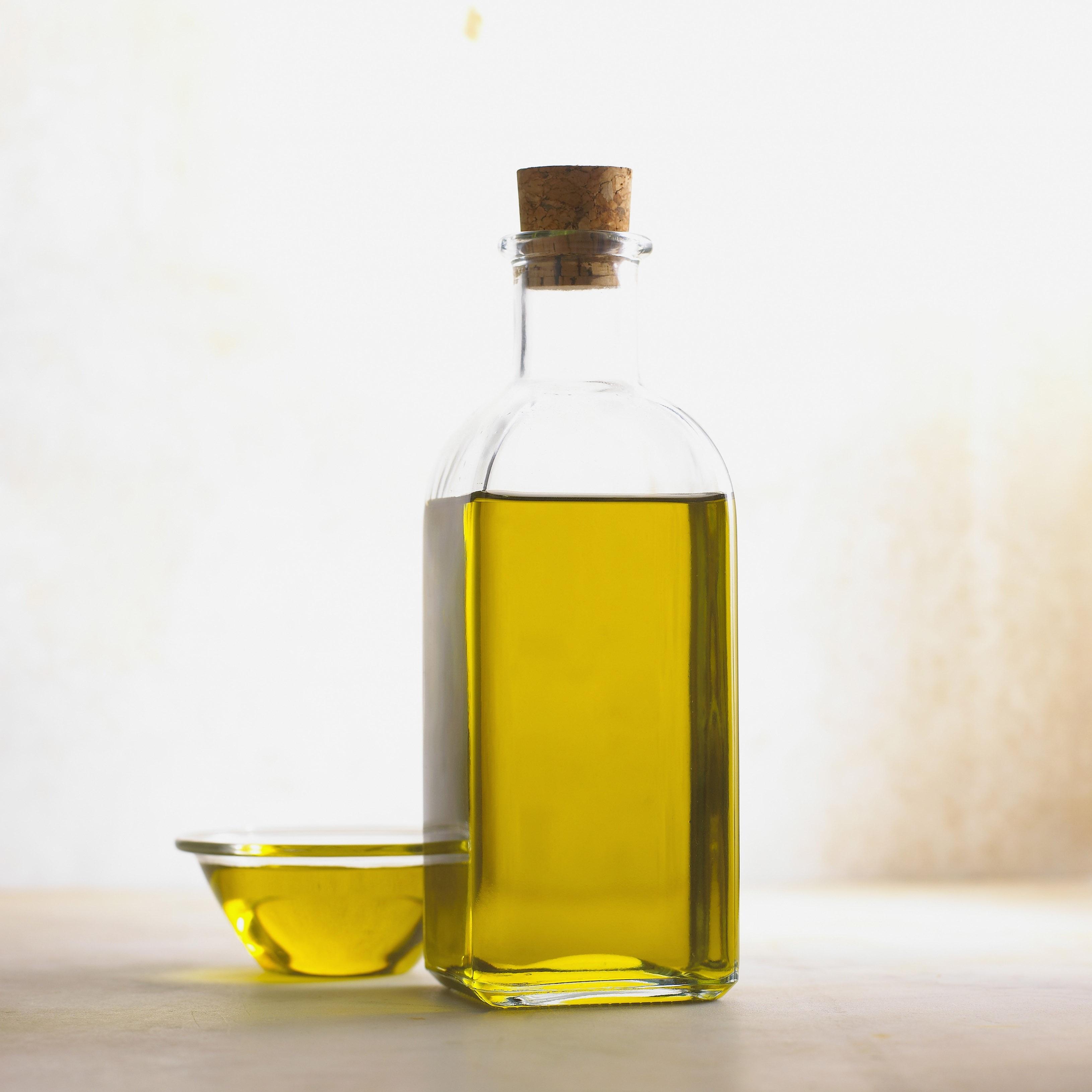 best olive oil mask