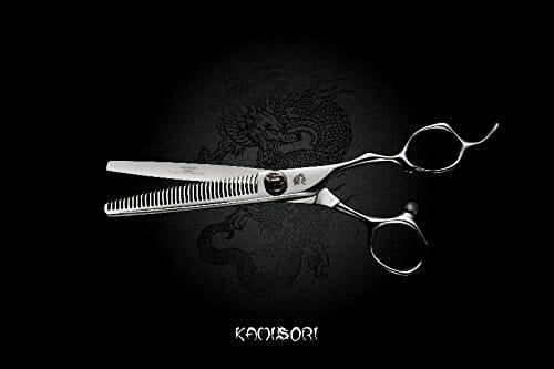 kamisori diamond hair thinning scissors