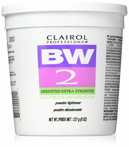 Clairol Professional: best hair bleach