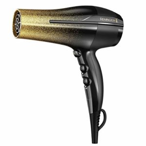 Remington Titanium Fast Dry Hair Dryer with Ionic and Ceramic Technology